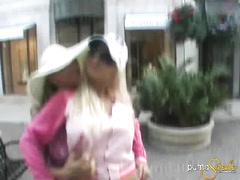 Euro girls Puma Swede &