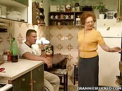 Hot A Handful Of Grannies