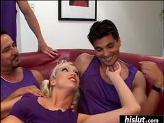 Sexual models obtaining attainable nigh dread gangbanged