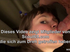 Privater Gangbang ohne Kondom mit Berlinerin Elise im Caravanserai 3